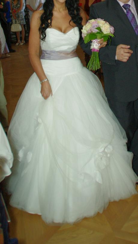svatební šaty Jasmin Bridal, 36