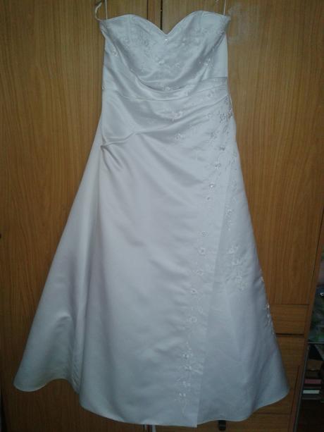 Svadobné šaty zn.Romanca , 38