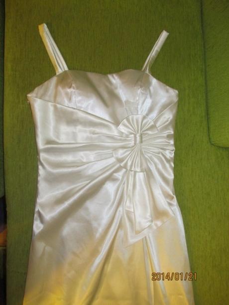 Svadobné šaty zn. ZAIRA, 44