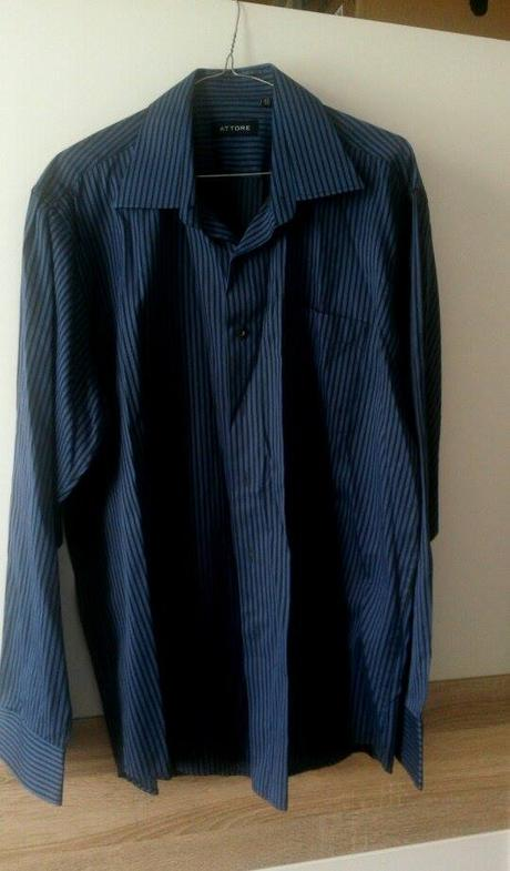 Kvalitná pánska košeľa, 44