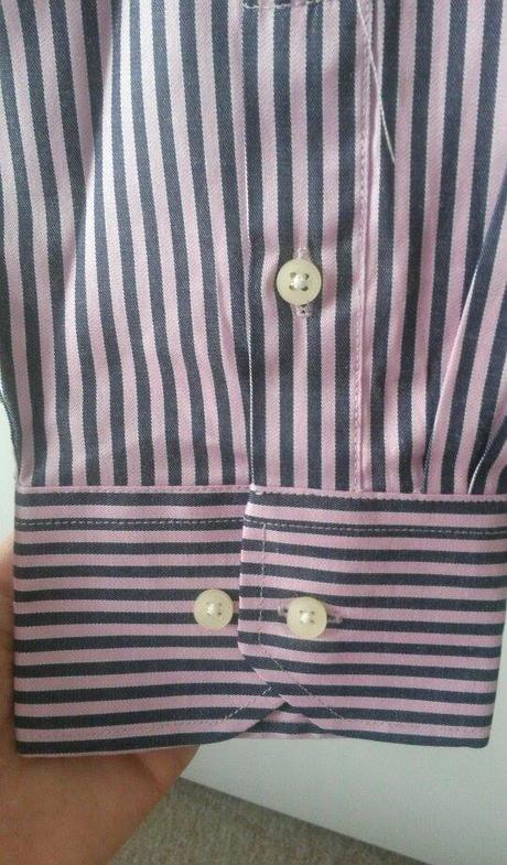 Kvalitná pánska košeľa veľ.44, 44