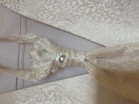 Svadobný komplet - vesta+kravata+vreckovka, 50