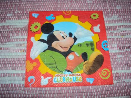 Obrazok Mickey Mouse,