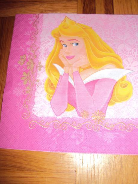 Obrazok princeznicky,