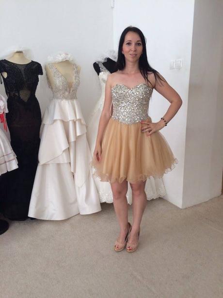 Šaty Terani Couture, 38