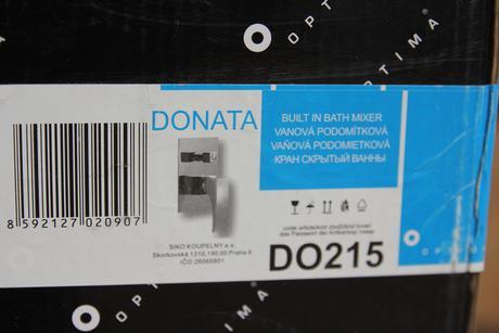 podomítkové baterie optima donata,