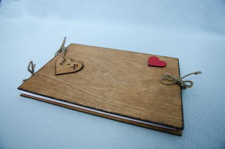 Svatební kniha hostů,