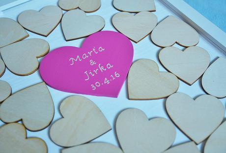 Zábavná alternativa svatební knihy,