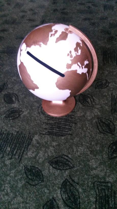 Globus na svatební přání,