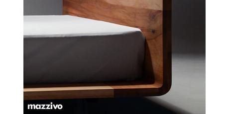 Luxusní Mazzivo postel Mood 140x200 cm,