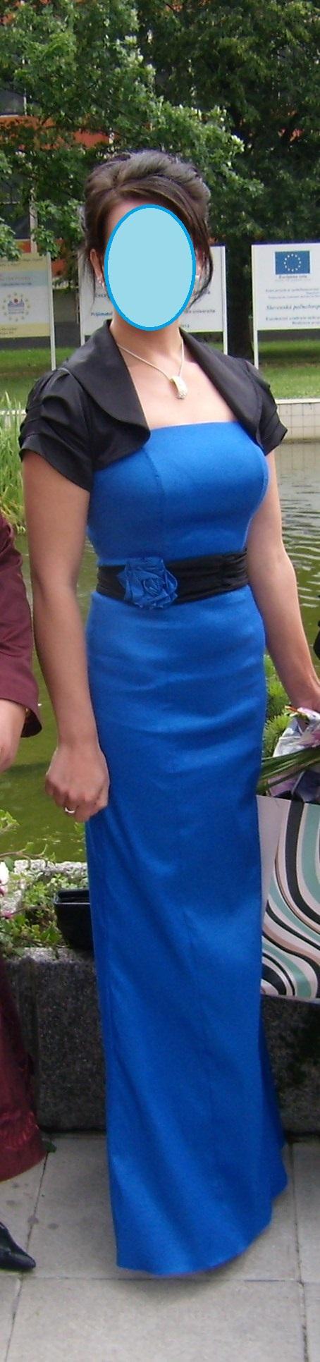 Dlhé šaty, 36