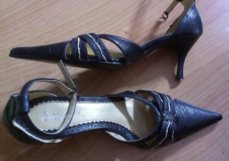 nenosené topánky, 38