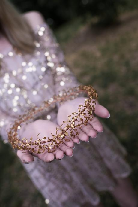 Svatební věneček,