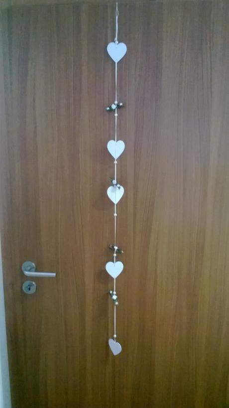 Srdce na dveře,