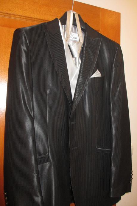 Svadobný oblek zn. WILWORST, 52