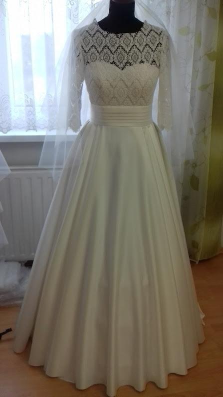 ec1c168ff2bb Svadobné šaty vintage