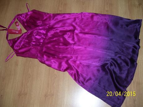 spoločenské šaty , XL