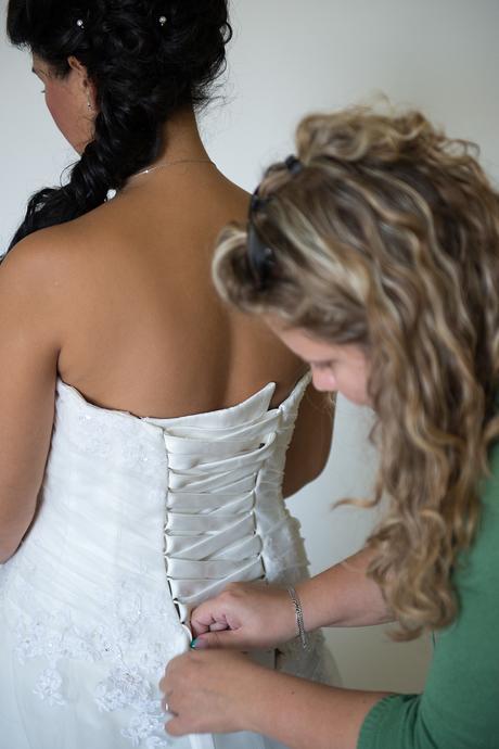 svadobné šaty princeznovského strihu 42-44, 42