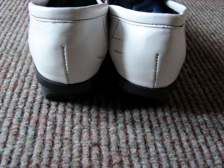 biele topánočky, 38