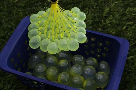 Balonky na vodu,