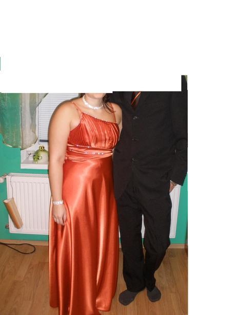 saténové šaty 38-42, 38
