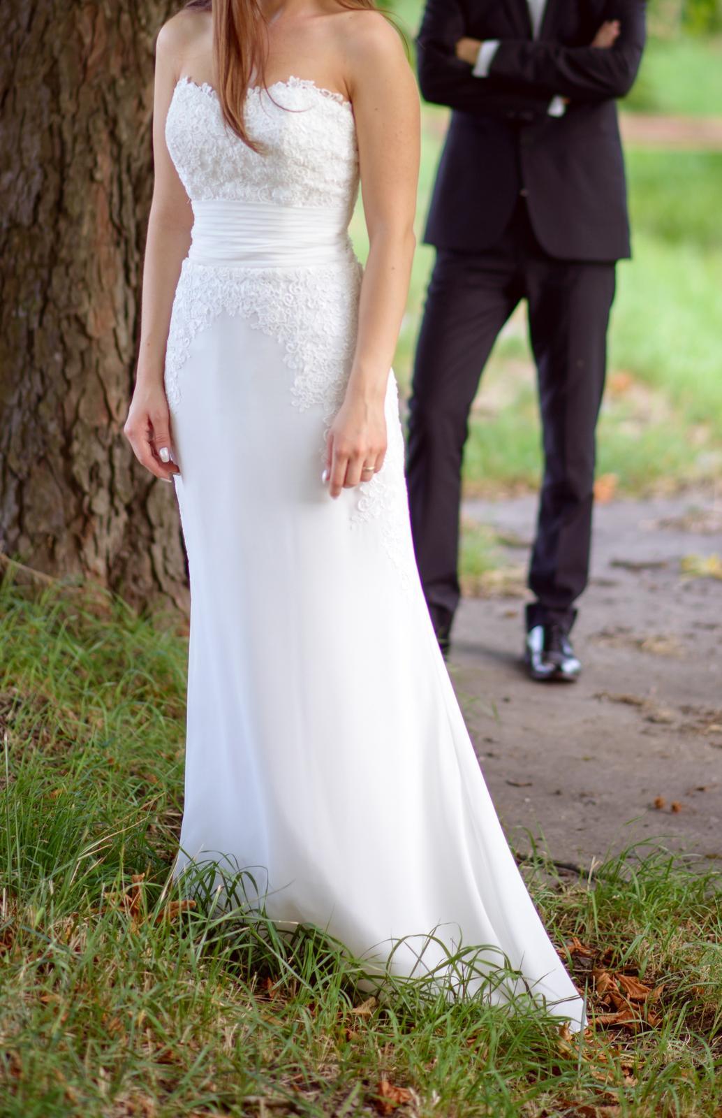 673e7961cd02 Svadobné šaty pronovias