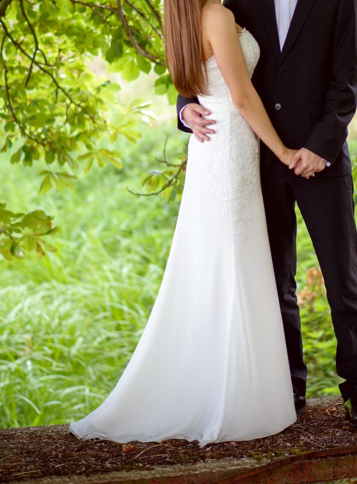 fce023193bb9 Svadobné šaty pronovias