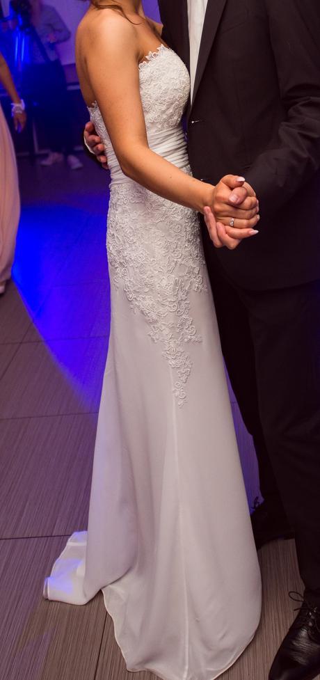 Svadobné šaty Pronovias, model Lambina, 34