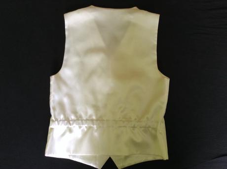 Vesta a kravata pro ženicha , 48