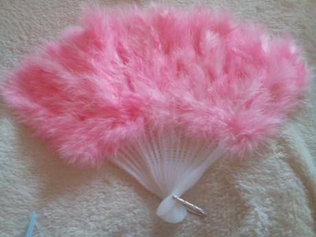 Rúžový vejár,