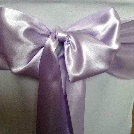 Predaj mašľa purple saténová,