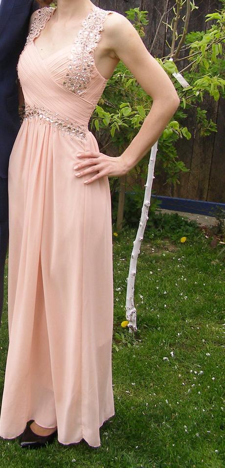 Púdrové šaty, S