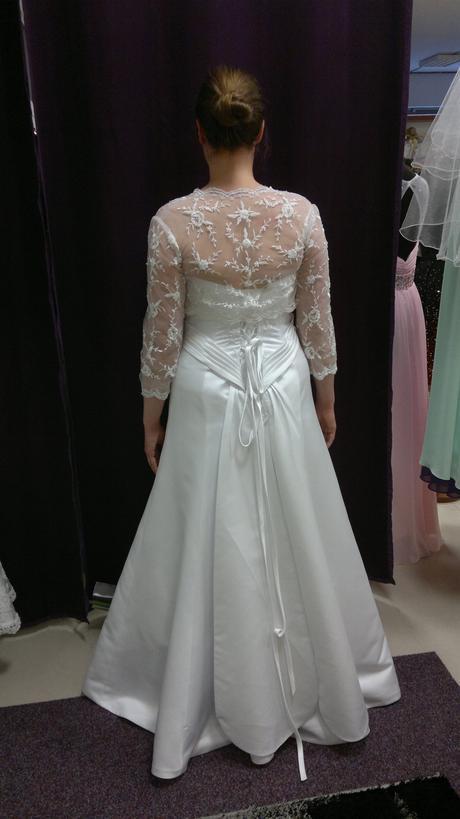 svatební šaty-záloha, 40