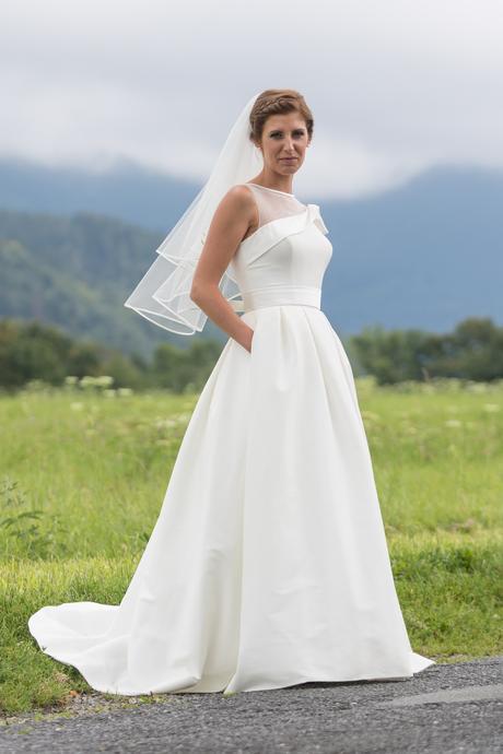 Svatební šaty Tatiana Kaplun, 36