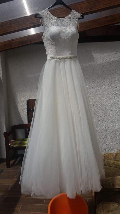 Romantické svadobné šaty, 40