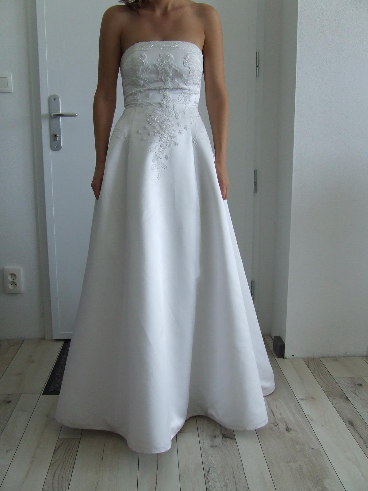 121f7f2bd007 Lacné svadobné šaty