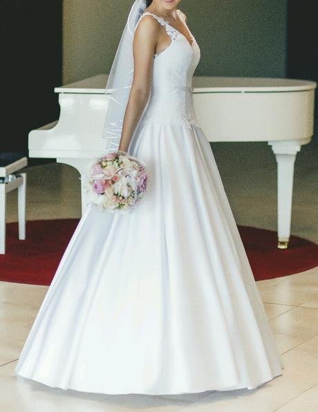Svatební šaty zn. Madora, 36