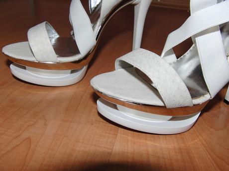 Sandálky - s Danea, 40