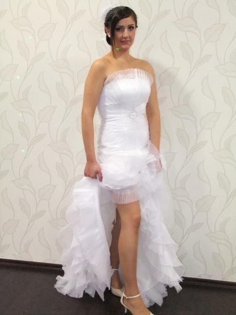 sexi svadobné šaty, 38