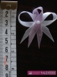 Svadobné pierko lila,