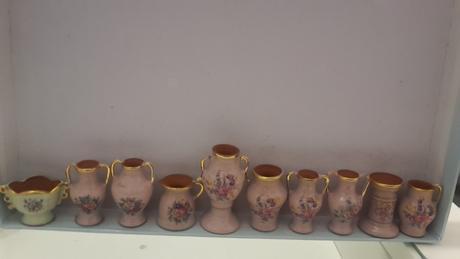 Miniatury (keramické),