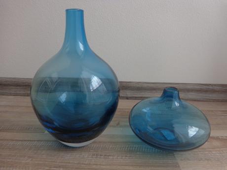 Tyrkysové vázy,