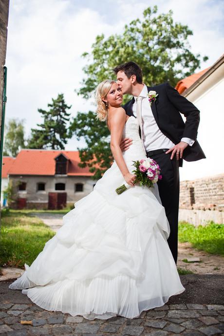 Svatební šaty Pronovias, 36