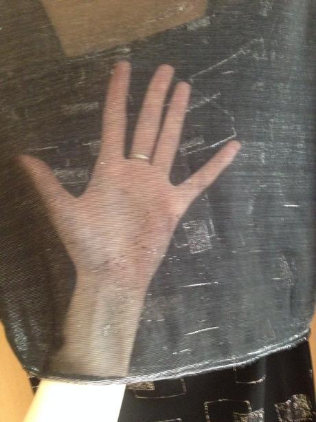 Bolerko s dlouhým rukávem, vel. 36-40, 38