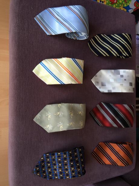 Luxusní kravaty,