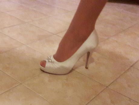 Svatební boty rose scent, 37