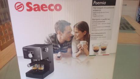 Kavovar philips Saeco,