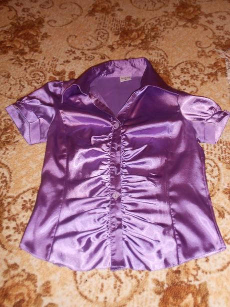 fialová blúzka, 36