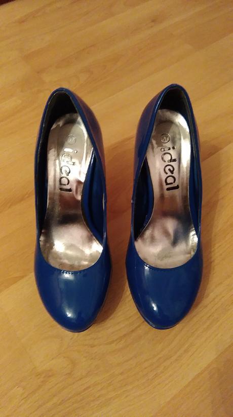 lesklé topánky, 37