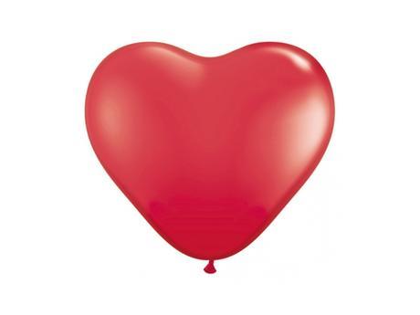 Balónek nafukovací - srdce (bal.10ks),